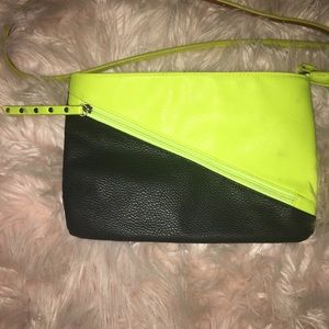 Step out this summer in our Neon Clutch $18